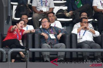 Bola Voli - Perempat Final Putra - Indonesia Vs Korea Selatan