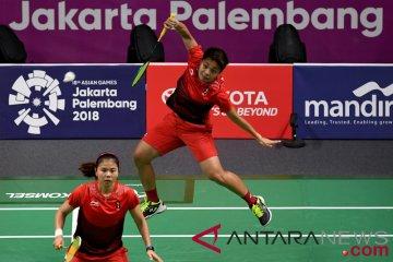 Bulu Tangkis Putri Indonesia Lawan Hong Kong