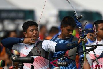 Panahan - Recurve Putra Indonesia