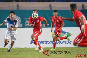Sepakbola Bahrain Vs Kirgistan