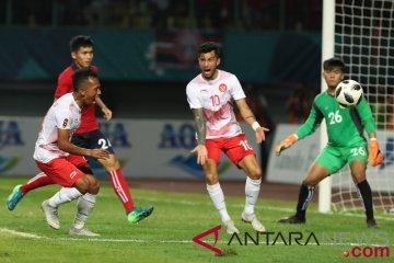 Sepak Bola Indonesia VS Laos