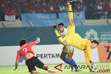 Sepakbola Korea Selatan Vs Malaysia