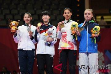 Taekwondo Kyorugi Putri Final Medali