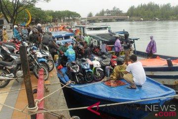 Angkutan Mudik Pulau Abaikan Keselamatan
