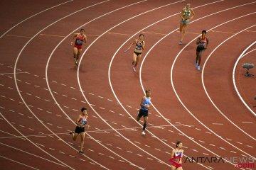 Final Lari Estafet 4X400 Meter Putri