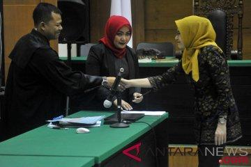 Hakim PN Tangerang divonis 5 tahun