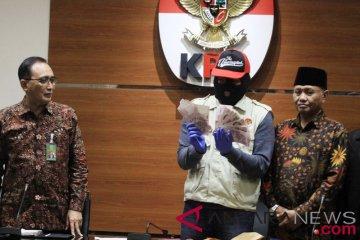 Kasus OTT Hakim Sumut KPK