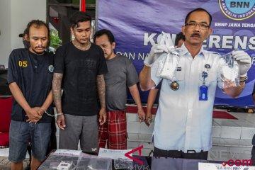 Kasus Peredaran Narkotika Jaringan Surakarta-Sragen