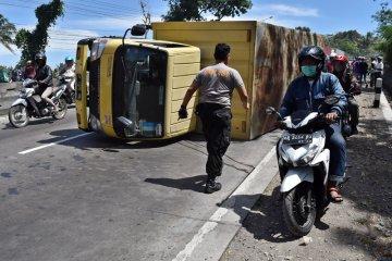 Kecelakaan lalu lintas di Semarang