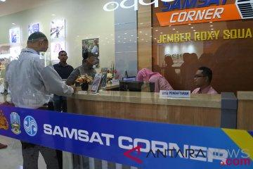 Peresmian Samsat Corner
