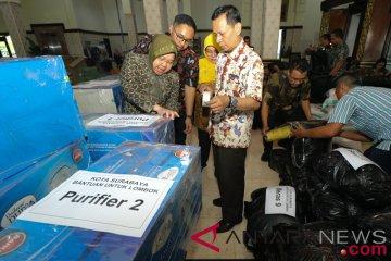 Bantuan Untuk Korban Gempa