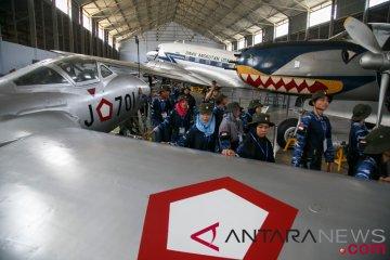 BUMN Hadir - Kunjungi Museum Dirgantara