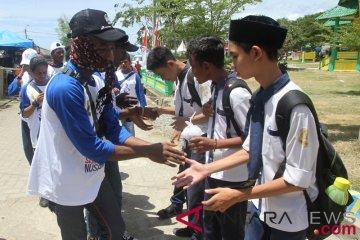 SMN Papua Ke Pekan Kebudayaan Aceh