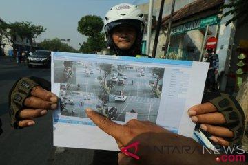 E-Tilang Dengan Bukti Rekaman CCTV