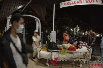 Evakuasi Pasien RSUD Sanglah