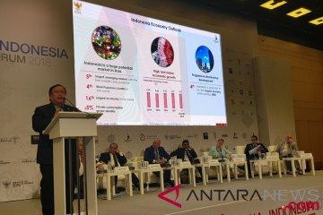 Forum Bisnis Indonesia-Rusia