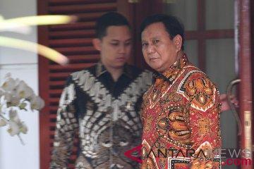 Jelang Pengumuman Capres-Cawapres Prabowo