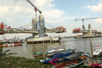 Jembatan Musi IV Batal Digunakan Asian Games