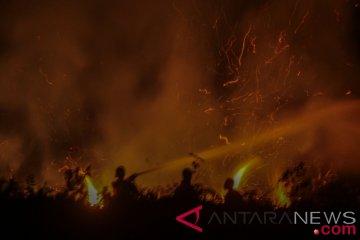 Pemadaman Kebakaran Lahan Di Riau