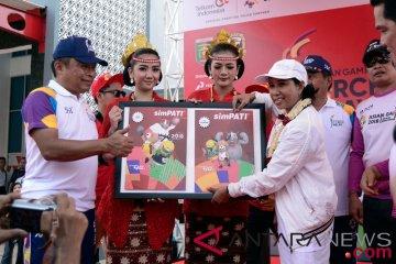 Peluncuran Kartu Simpati Asian Games