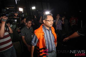 KPK Tahan Anggota DPRD Sumut