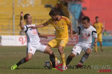 Madura United Kalahkan Sriwijaya