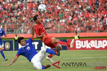 Malaysia Juara Ketiga AFF U-16