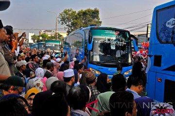 Pelepasan Jemaah Haji Banten