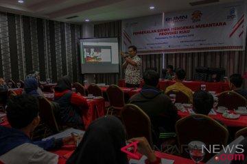 BUMN Hadir - Pembekalan SMN Provinsi Riau