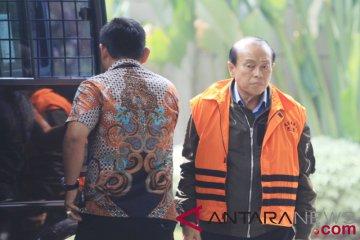 Pemeriksaan Tersangka Susilo Prabowo