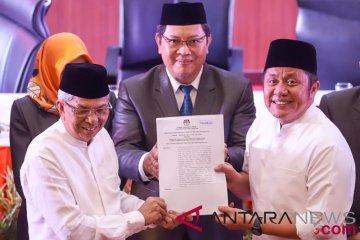 Penetapan Gubernur Sumsel Terpilih
