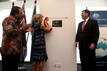 Peresmian Konsulat Jenderal Australia Di Surabaya