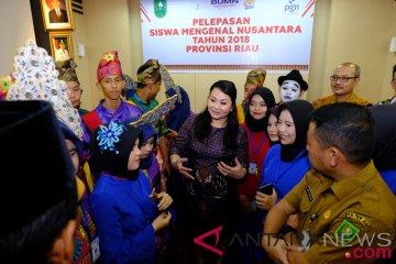 PGN Kirim Siswa Mengenal Nusantara