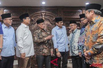 Prabowo-Sandi Ke PP Muhammadiyah