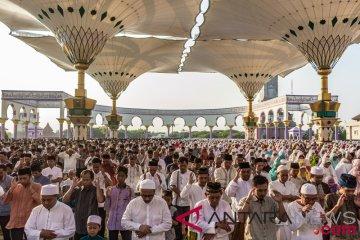 Salat Idul Adha Di Semarang