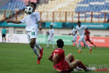 Sepakbola Arab Saudi vs Iran