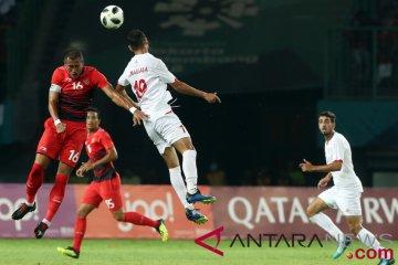 Sepak Indonesia VS Palestina