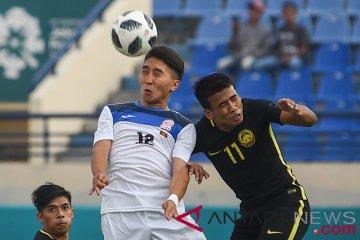 Sepakbola Kirgistan vs Malaysia