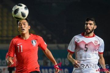 Sepakbola Korea Selatan Vs Bahrain