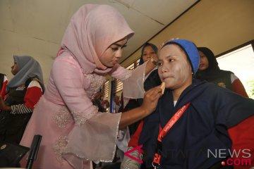 Siswa Mengenal Nusantara Kunjungi SLB