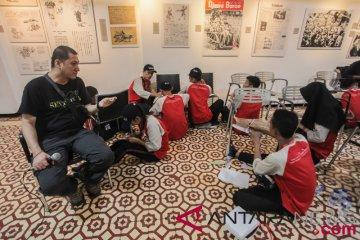 BUMN Hadir - SMN Pelatihan Jurnalistik Antara