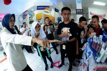 BUMN Hadir - SMN Di Bandar Lampung