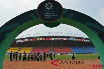 Pelatihan Relawan Asian Games 2018