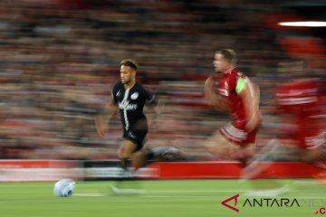 Liverpool Kalahkan PSG