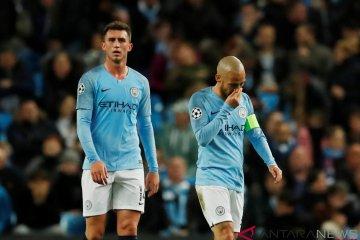 Manchester City Tak Berkutik Melawan Lyon