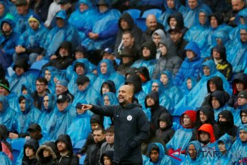 Hujan Gol di Cardiff