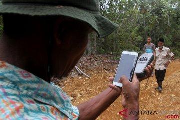 BKSDA Tinjau Lokasi Penampakan Harimau