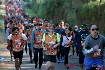 Bromo International Marathon 2018