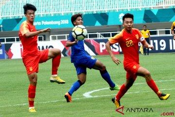 Cina U-19 Lawan Thailand U-19