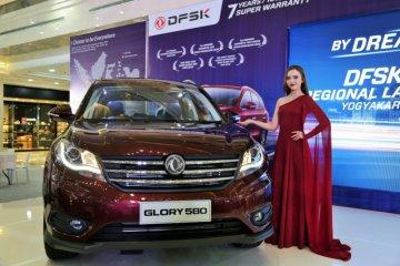 SUV Glory 580 keluaran DFSK siap mengaspal di Yogyakarta